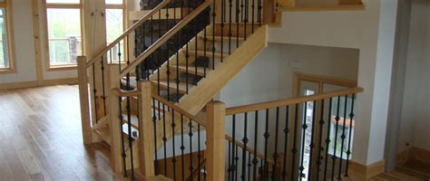 home interior railings napoleon metal