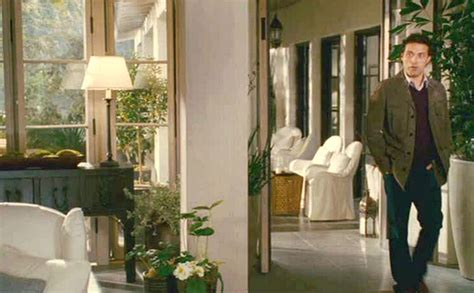 rufus sewell holiday cameron diaz s california home in quot the holiday quot