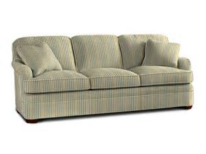 Green Houndstooth Upholstery Fabric Sherrill Living Room Sofa 9633 Gibson Furniture