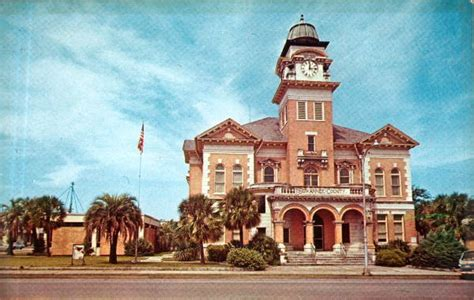 Suwannee County Court Records Florida Memory Suwannee County Courthouse Live Oak