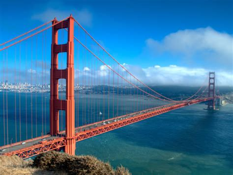 what color is the golden gate bridge color 75 years of golden gate color