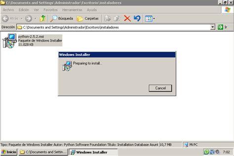 tutorial python windows python ipython en windows instalaci 243 n completa con