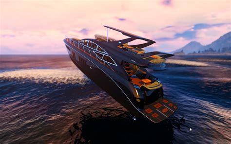 sea ray boats ta gta 5 sea ray l650 fly mod gtainside