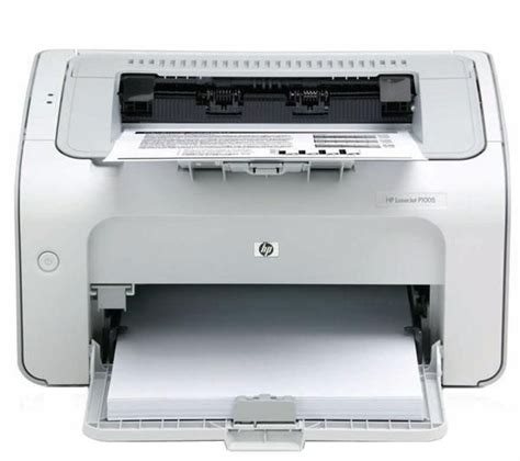 Printer Hp Laserjet P1005 hp laserjet p1005 driver windows 8 7 xp mac