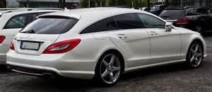 Mercedes Cls Wiki File Mercedes Cls 350 Cdi Shooting Brake Sport Paket