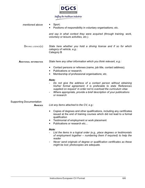 include driving license resume 28 images iyi bir cv