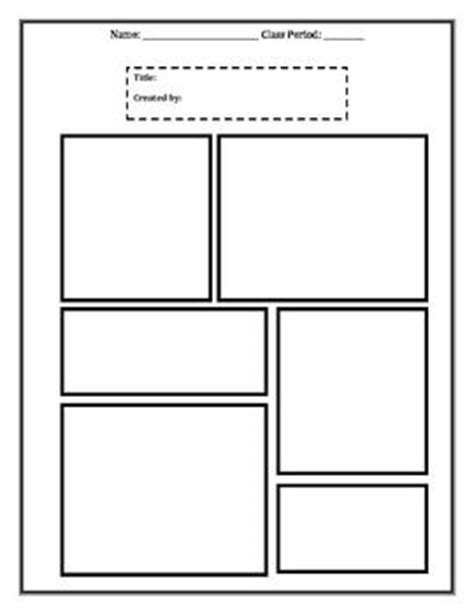 comic template pdf 54 best images about graphic narrative on