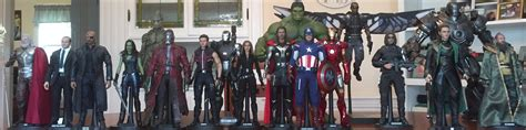Barns And Noble Dc My Entire Toys Marvel Cinematic Universe Collection