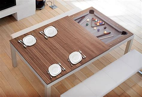 turn pool table into dining table turn your dinner table into a pool table better living
