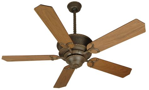 craftmade ceiling fans craftmade riata ceiling fan rt52ag in aged bronze