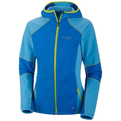 biking shell jacket columbia womens s quot as quot softshell jacket running