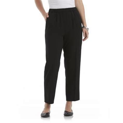 comfort waist dress pants briggs petite s comfort waist dress pants