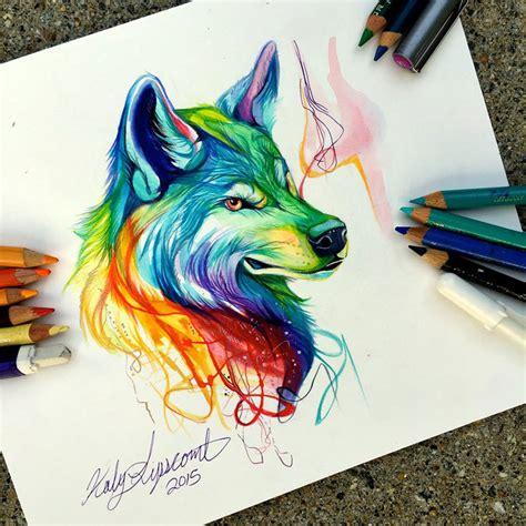 imagenes artisticas simples las art 237 sticas ilustraciones de animales hechas con