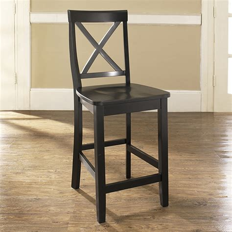 24 inch bar stool with back x back bar stool with 24 inch seat height black set of