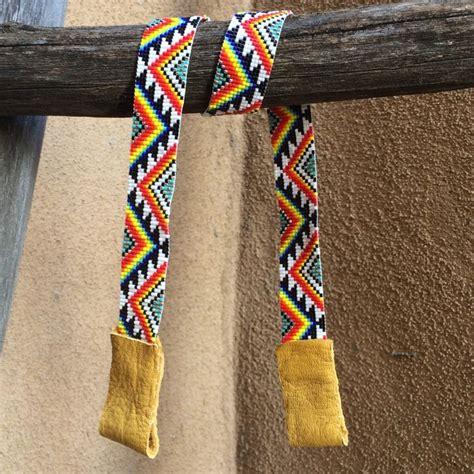 american indian bead loom bright american style beaded cowboy hatband bead