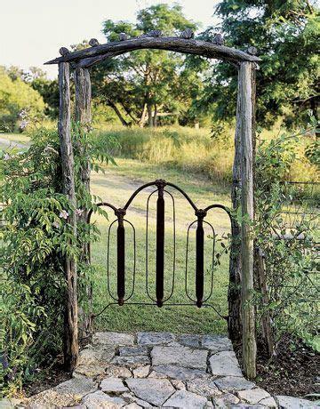 garden gate headboard diy up cycled garden gates ideas and tutorials old