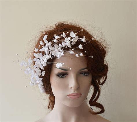 Wedding Hair Flowers Nz by Wedding Flower Hair Combs Wedding Hair Accessories