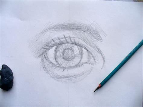 dibujos realistas y faciles el taller de miguel angel como dibujar el ojo humano
