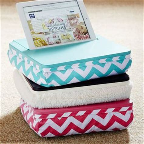 How To Make A Desk Pillow by Printed Tablet Lapdesk From Pbteen Room