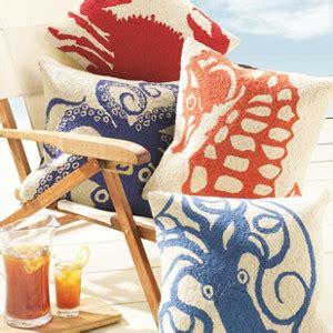 Seaside Duvet Cover Nautical Pillows Amp Beach House Throw Pillows