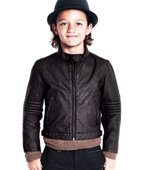 7 Jackets For Your Boy by Boys Leather Jacket 7 Carey Fashion