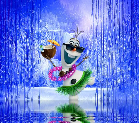 frozen wallpaper smartphone pap 233 is de parede para celular olaf frozen