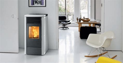 pellet stove  energy efficient heating
