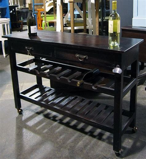 wine rack side table side table with wine rack furniture