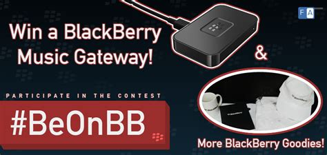 Blackberry Giveaway - blackberry giveaway contest day 5 beonbb