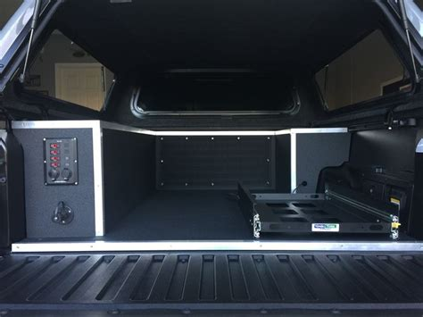 tacoma bed storage 17 best ideas about custom truck beds on pinterest truck