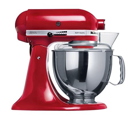 all black kitchen aid kitchenaid mixer ksm150 empire red on sale only 599
