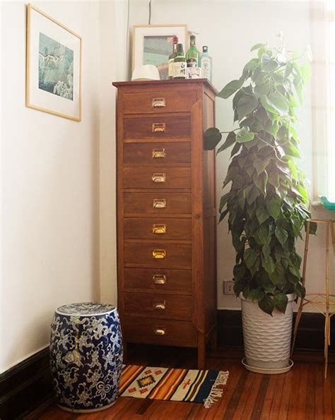tall shallow chest of drawers dressers awesome tall dressers for small spaces decor