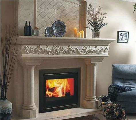wood burning fireplaces buy freestanding wood fireplace