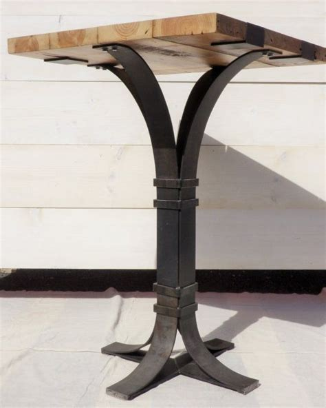 diy welded table legs best 25 pub tables ideas on diy table legs coffee table legs and pub table
