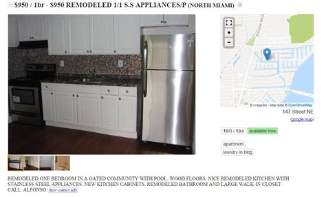 3 bedroom apartments craigslist miami craigslist