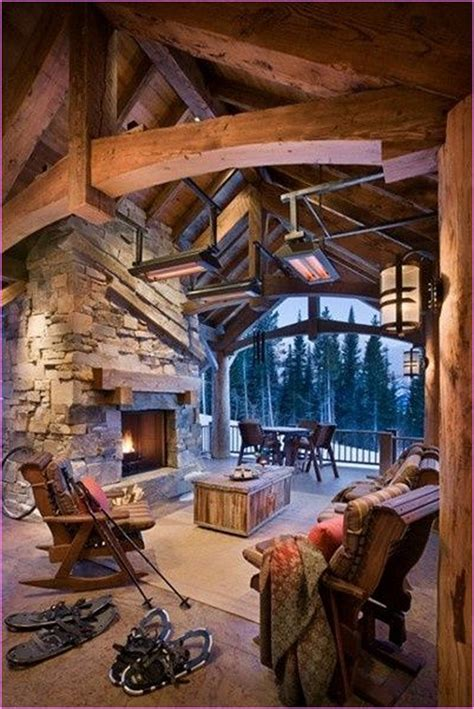 modern lodge decor home design ideas