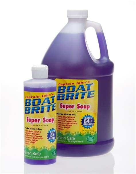 green boat cleaner boat brite super soap 1 green boat cleaning products