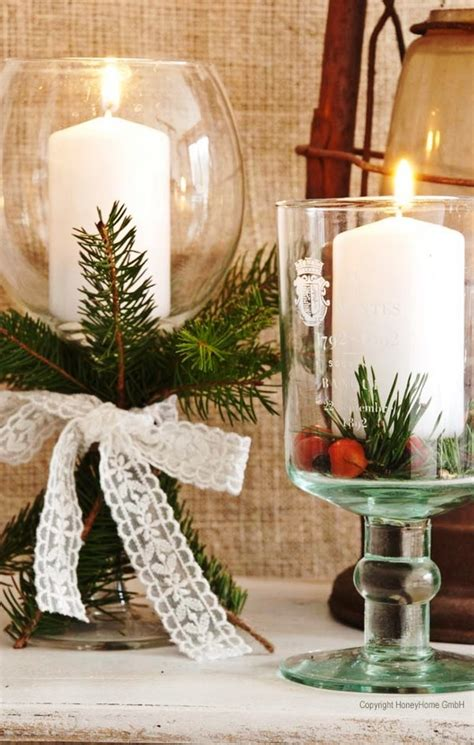christmas candle jars 2015 christmas glass decors you