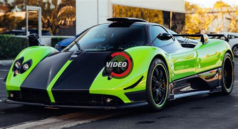 pagani zonda c green pagani zonda cinque delivered in the u s