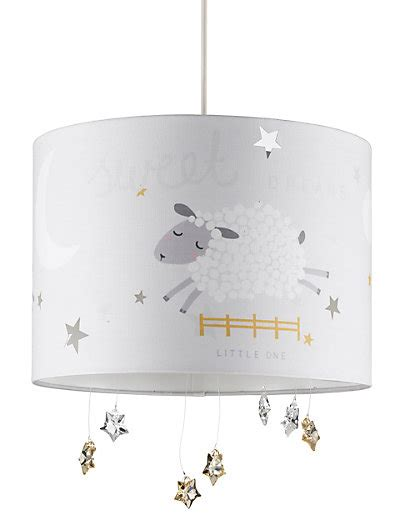 Baby Boy Ceiling Lights Sweet Dreams Shade Ceiling Light M S
