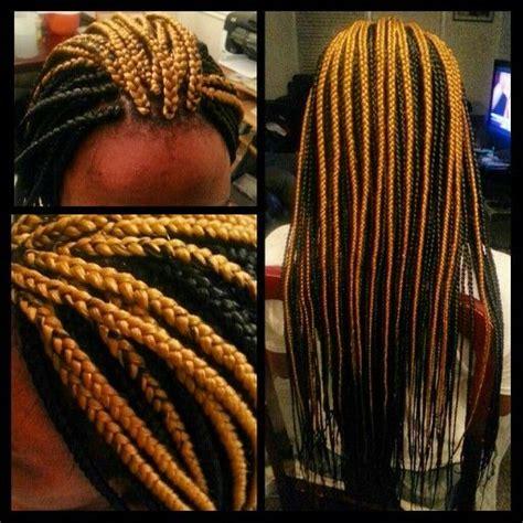 braids with bald hair at the bavk braids on pinterest