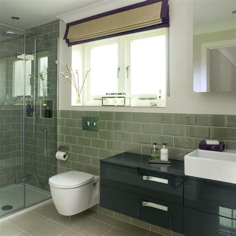 Modern Bathrooms Uk Modern Bathroom Makeover Housetohome Co Uk