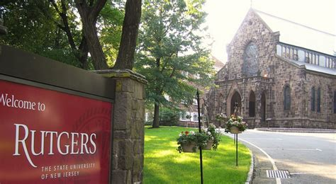 Rutgers New Brunswick Mba Ranking by Rutgers The State Of New Jersey School Of