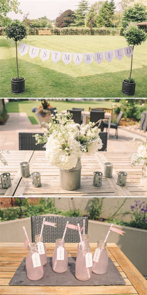 centerpieces uk the wedding of my dreams rustic and vintage wedding