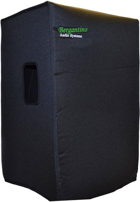 cabinet covers for rentals bergantino hd410 speaker cabinet cover long mcquade