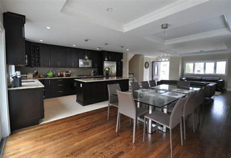 Open House Plan Open Floor Plan Into Kitchen Kitchens Pinterest