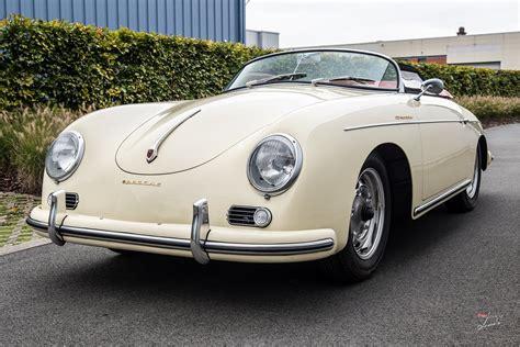porsche classic car 1958 porsche 356 a speedster classic car service