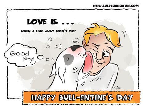 bull terrier cartoons wwwbullterrierfuncom