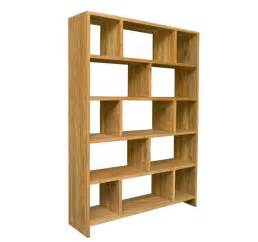 furniture contemporary solid wood bookcase design for