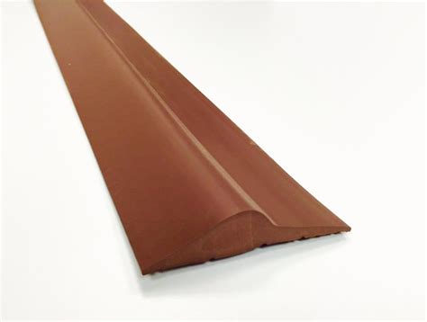 Rubber Floor Seals For Garage Doors by 15mm Rubber Floor Seal Kit Brown Ja Seals